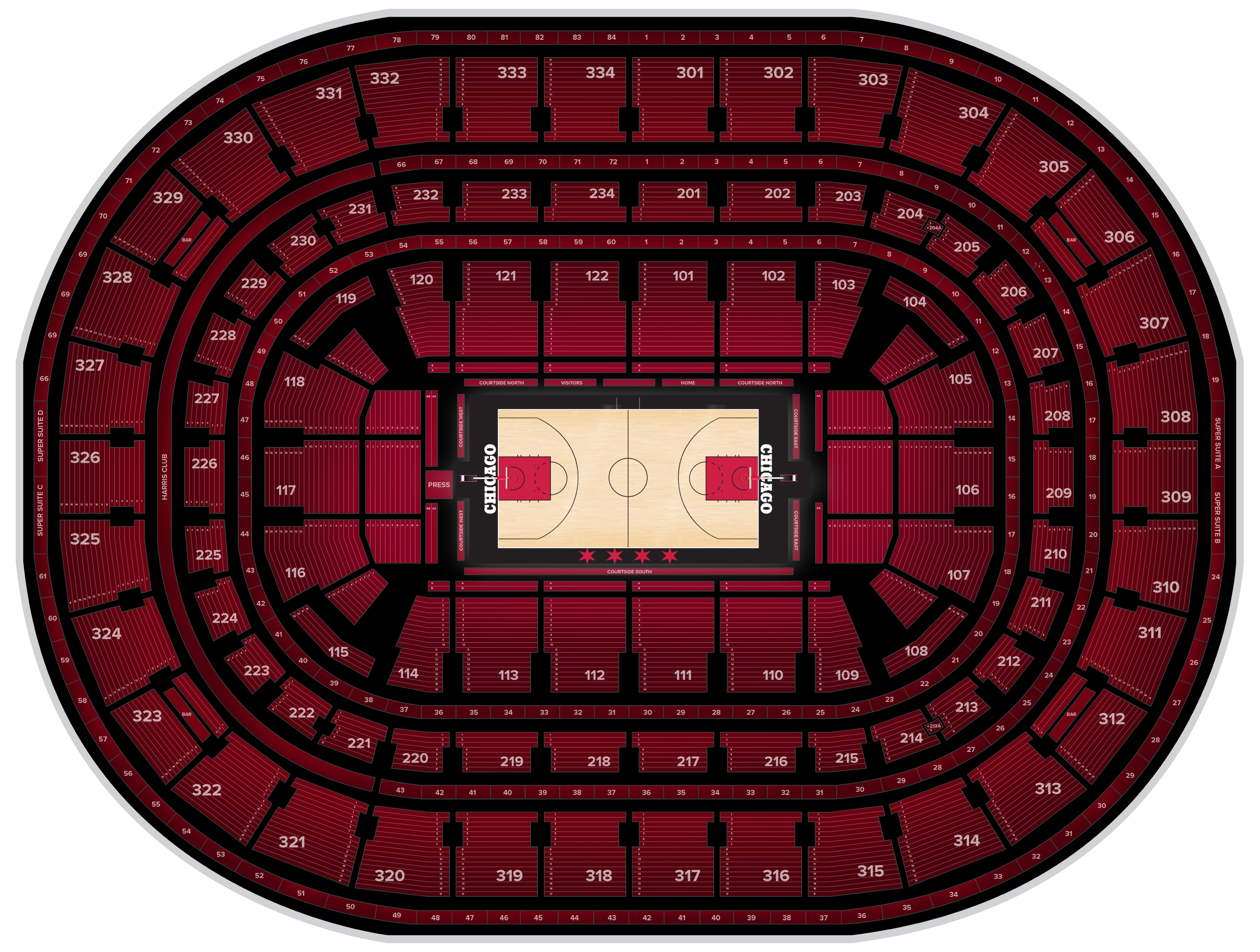 United Center Tickets