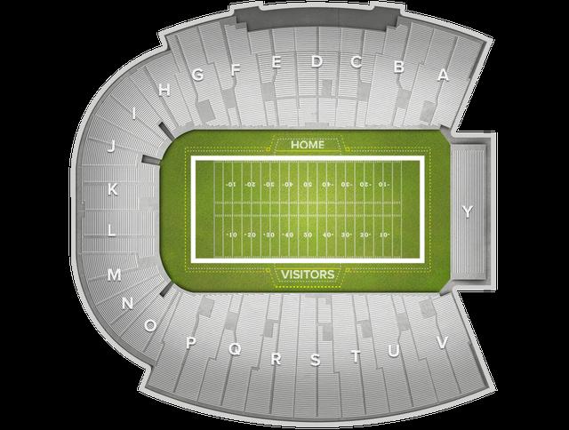 Georgia Football At Vanderbilt Football At Vanderbilt Stadium