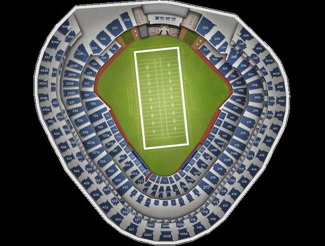 Notre Dame Football at Syracuse vs Notre Dame at Yankee Stadium ...